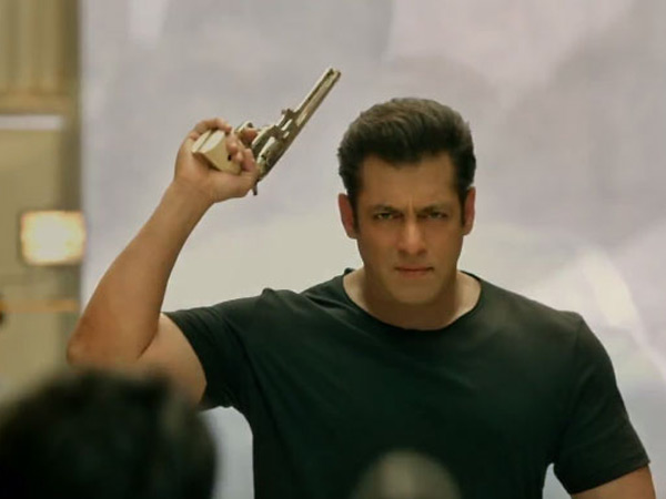 Salman In A New Avatar