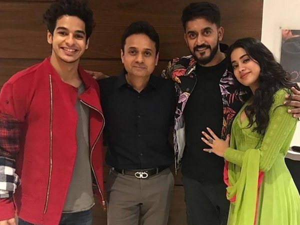 How Dhadak Came Into Picture?