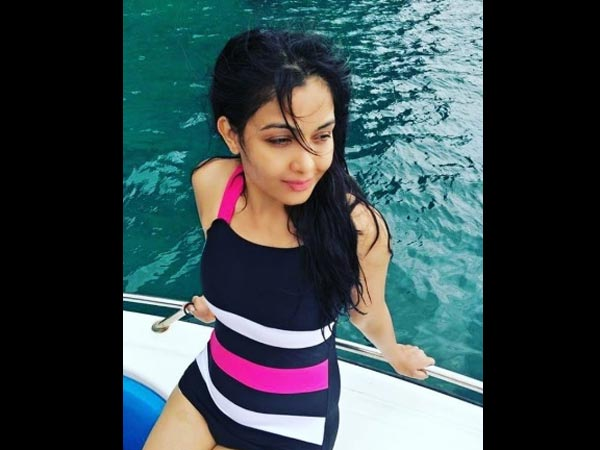 Shubhangi Atre Trolled For Posting A Monokini Picture