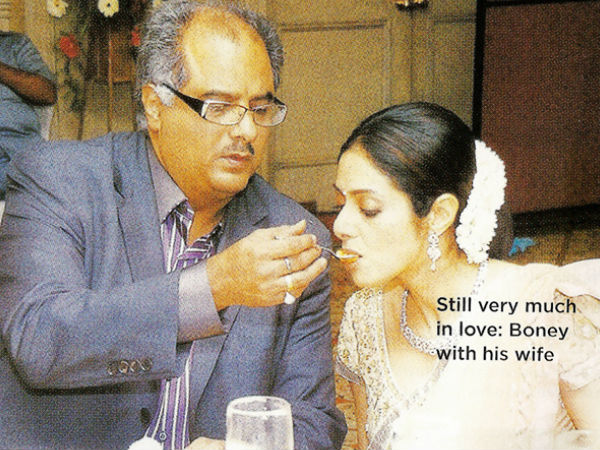 Sridevi's Love Story In Her Own Words
