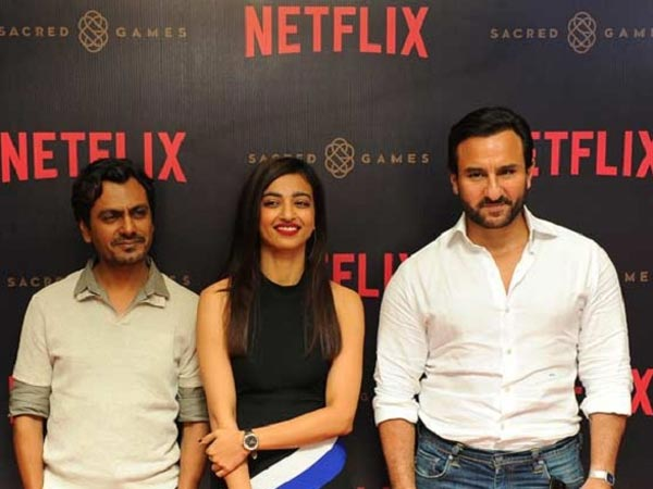 Sacred Games Controversy: Delhi HC Says 'Actors Cannot Be Held Liable For The Dialogues'