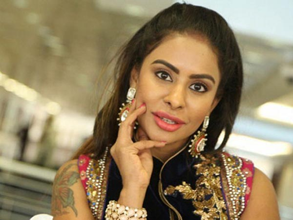 Sri Reddy Has Ticked Off A Lot Of People
