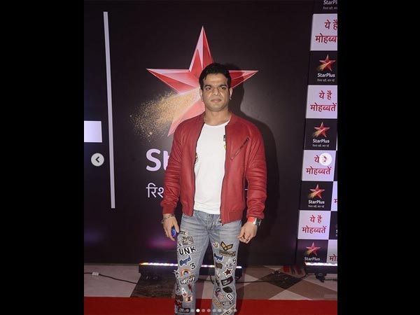 Karan Patel Says It's A Milestone
