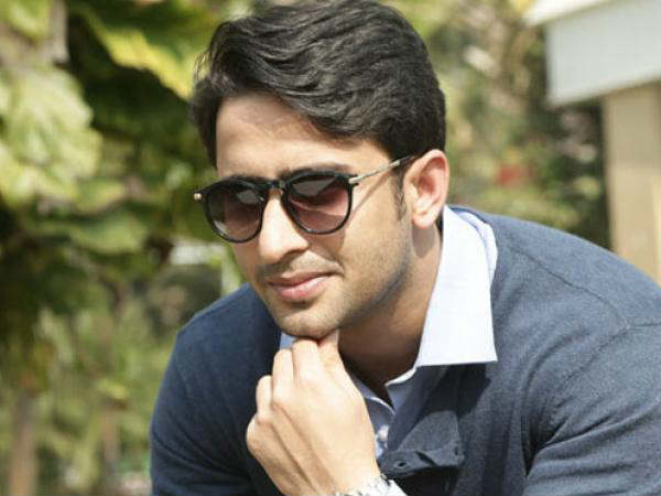 Shaheer Sheikh Is Not Considered For Anurag's Role!