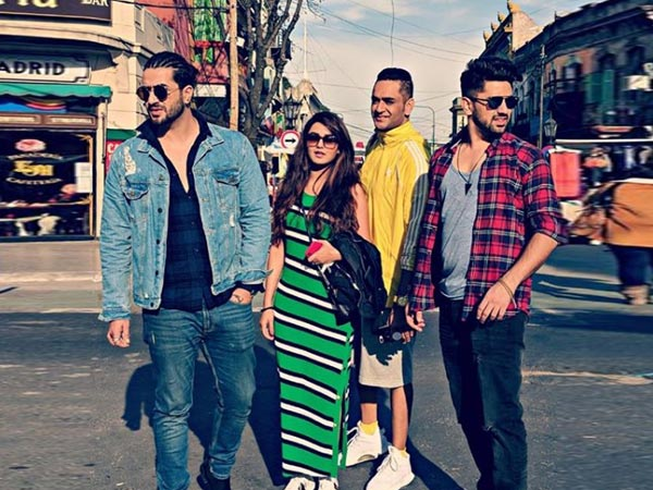 Khatron Ke Khiladi 9 Contestants Are Having Fun In Argentina, Setting Friendship Goals! Inside Pics