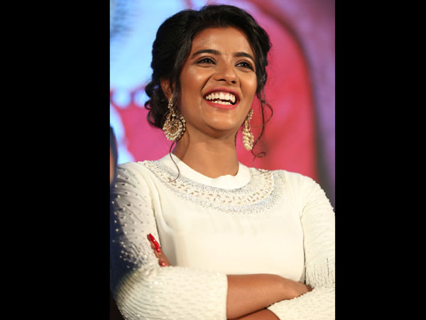 Aishwarya Rajesh At Her Elegant Best