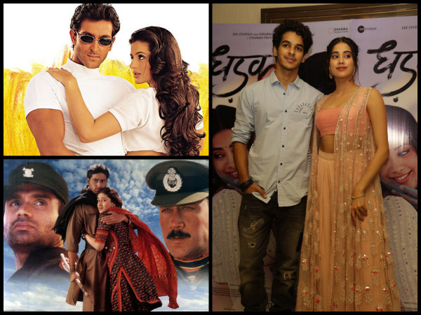 Like Janhvi Kapoor & Ishaan Khatter, 7 Other B-town Debut Jodis Who Created Huge Hype Before Release
