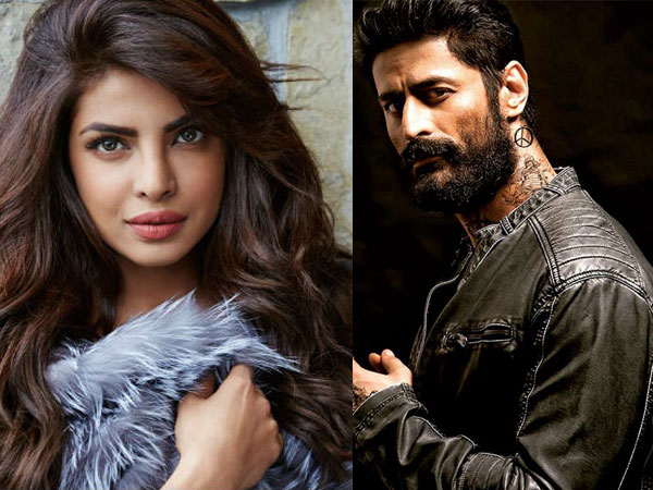 Priyanka Chopra Wanted To Once Marry Television Actor Mohit Raina?