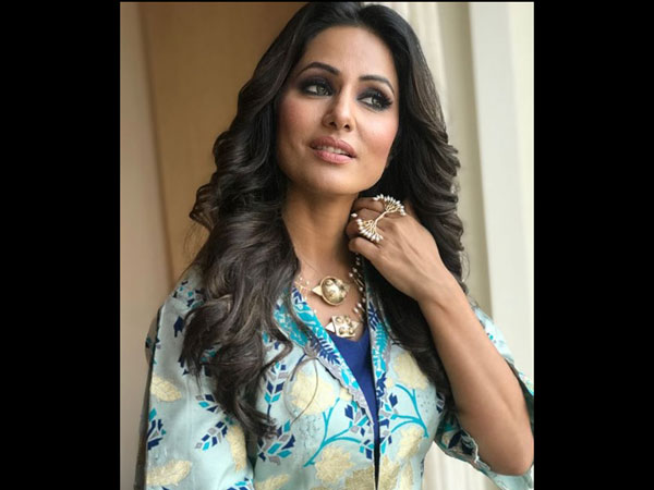 Hina Khan On Jewellery Fraud: It's A Planned Move To Defame Me; Will Make Sure They Apologise!