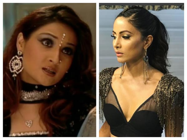 <strong>Kasautii Zindagi Kay 2: Not Bindi, But Komolika Aka Hina Khan's New Trademark Will Be Earrings!</strong>