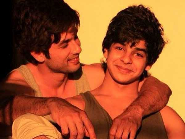 Ishaan Takes Guidance From Shahid