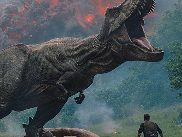 4. Jurassic World: The Fallen Kingdom