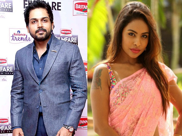 Karthi Lashes Out At Sri Reddy, Says She Should Have Gone To The Cops With Proof