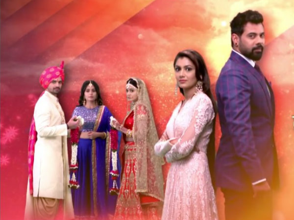 Kumkum Bhagya Monsoon Special