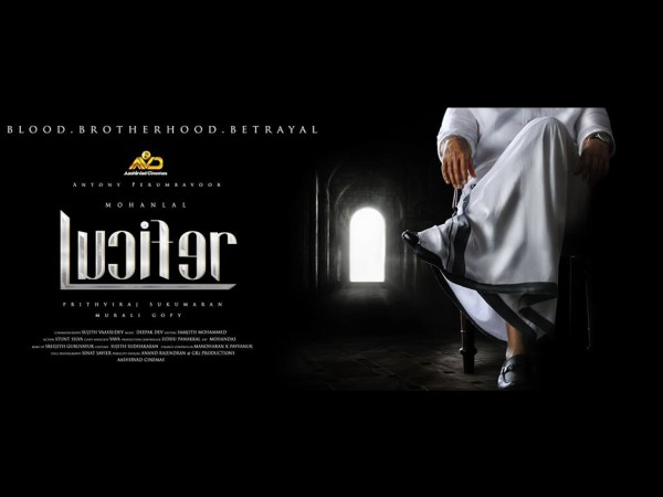 Mohanlal's Lucifer Begins & Reports Suggest That The Film Has A Big Star Cast!