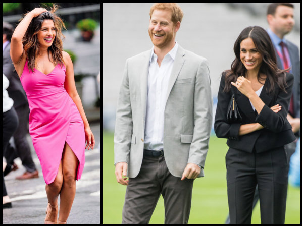 Meghan Can't Wait To Attend PeeCee's Wedding