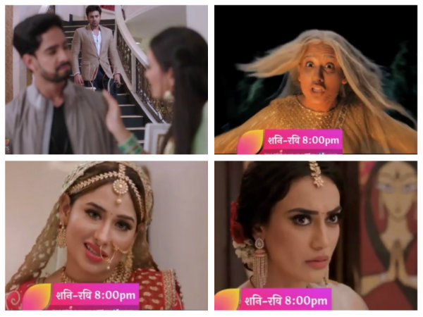 Naagin 3 Spoiler: Vish To Marry Chudail Jamini; Bela Worried!