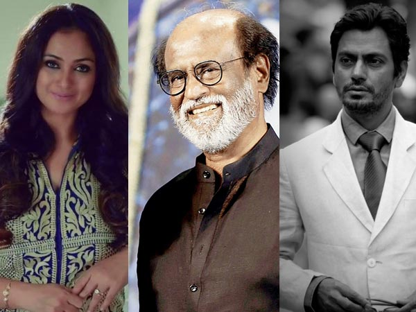 Rajinikanth-Karthik Subbaraj Film: Nawazuddin Joins The Cast; Simran To Play The Female Lead