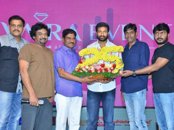 Pantham Pre-release Event: Gopichand Gets Emotional; Thanks His Directors!