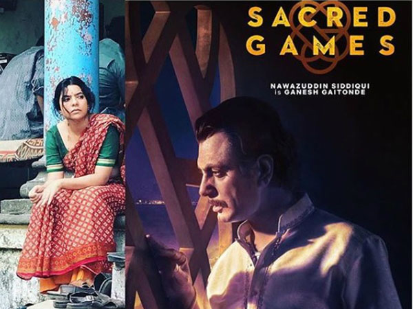 'My Scene In Sacred Games Was Pure Love'