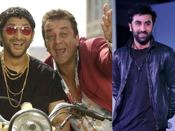 Arshad Warsi Out? Ranbir Kapoor To Step In As 'Circuit' In Sanjay Dutt's Munna Bhai Sequel?