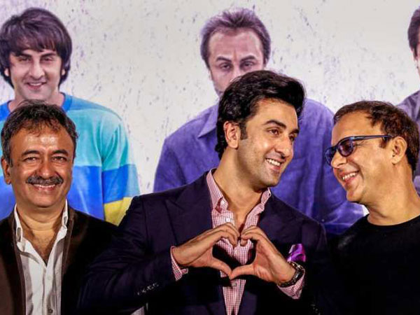 Hirani Would Love To Work With Ranbir Again After Sanju