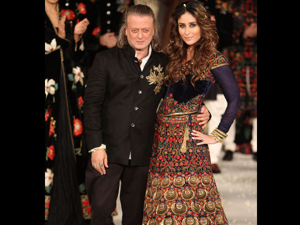 Ace Designer Rohit Bal Thrashes Bollywood Celebs For Not Paying For Their Designer Outfits!