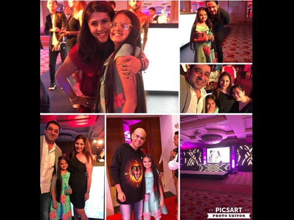 Ruhi With The YHM Team