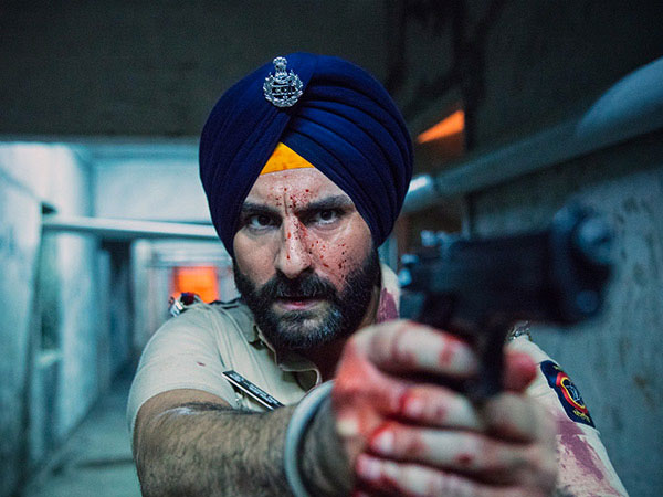 Netflix's First Original Indian Series Sacred Games LEAKED Online!