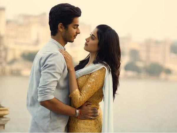 Dhadak eyeing Rs 30 crore in first weekend box office collections