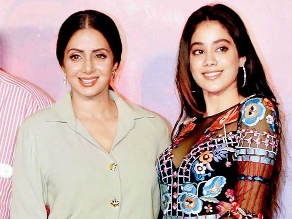Sridevi Didn't Want Janhvi To Become An Actress