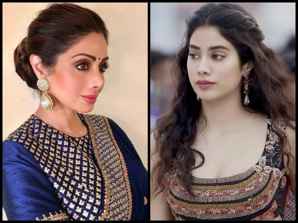 Sridevi Felt Parents' Bad Karma Goes Into Their Children; Was Scared To See Janhvi Kapoor Suffer!