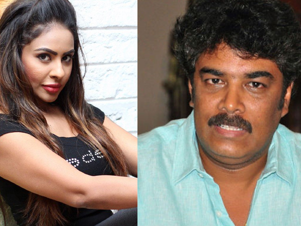 Sri Reddy Attacks Sundar C; Also Claims Vishal Threatened Her For Speaking Against Casting Couch