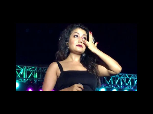 Neha Kakkar Had A Breakdown During One Of Indian Idol 10 Auditions Filmibeat