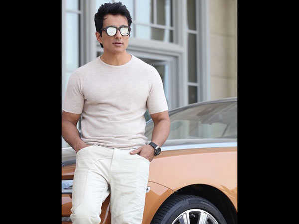 Sonu At His Stylish Best