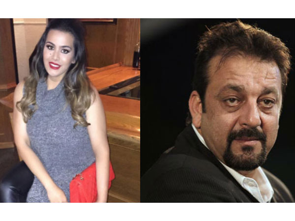 Sanjay Dutt's Daughter Trishala Dutt Upset With The Makers ...