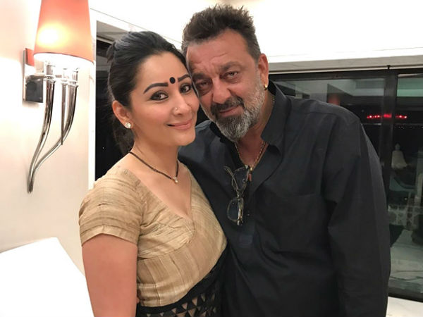 Maanayata Dutt To Produce Sanjay Dutt's Upcoming Movie Blockbuster Gang?