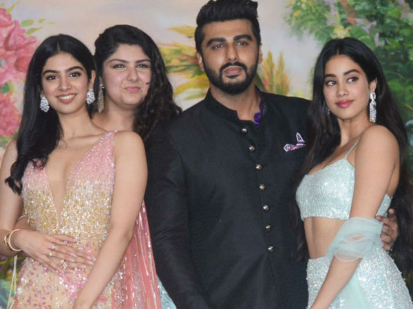 Is There A RIFT Between The Two? Arjun Kapoor To Miss Jahnvi Kapoor's Dhadak Screening!