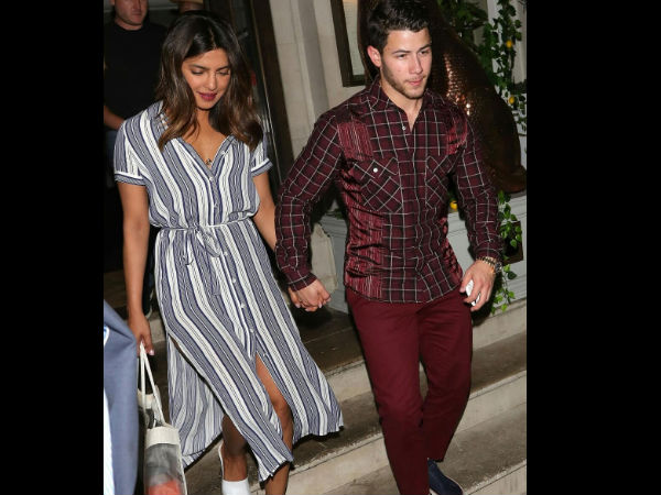 This Game Of Thrones Star Accompanies Priyanka Chopra & Nick Jonas On A Double Date!
