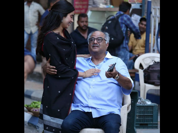 Boney Kapoor Reprimands Jahnvi Kapoor For Her Statement On Madhubala; Was It Really Controversial?