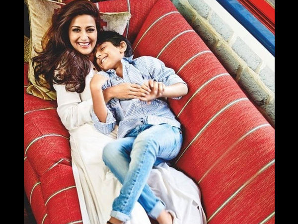 We're Proud Of You, Sonali Bendre!