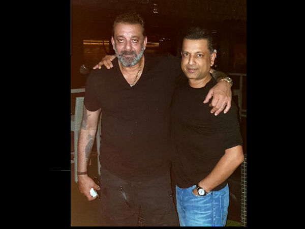 Recently, Paresh Posted A Picture With Dutt