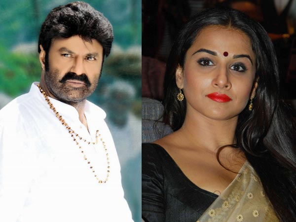 NTR Biopic: Vidya Balan Confirms That She Is Set To Play Balakrishna's On-screen Wife Basavatarakam
