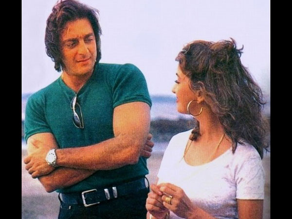 On The Other Side, Sanjay Refused To Acknowledge His Love For Madhuri
