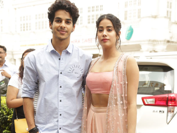 Dhadak: Janhvi Kapoor Takes A Dig At Mainstream Filmmakers For Glorifying Class Divide!