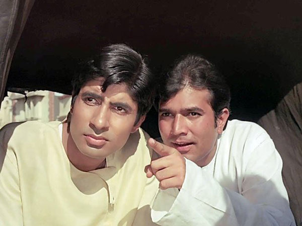 Rajesh Khanna Was Not The First Choice For Anand