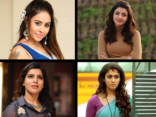Kajal, Samantha, Nayantara are also victims of Casting Couch