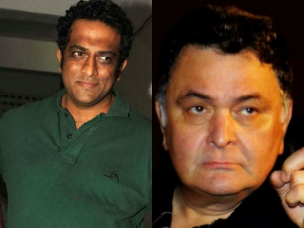 Rishi Kapoor LASHES Out At Anurag Basu Again, Questions His Ability!