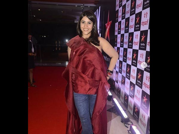 Ekta Needs To Change Her Stylist!