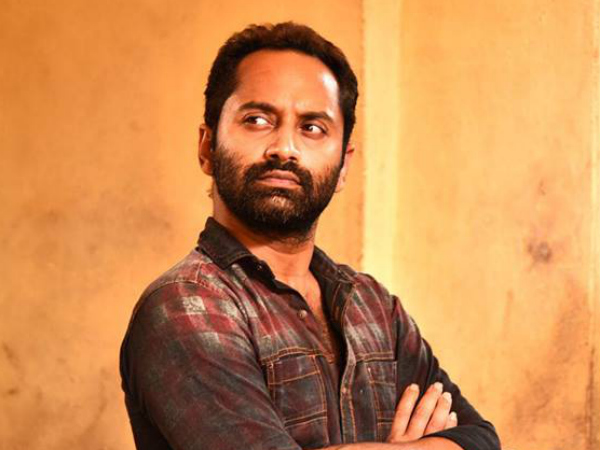 Fahadh Faasil Has Been Nominated